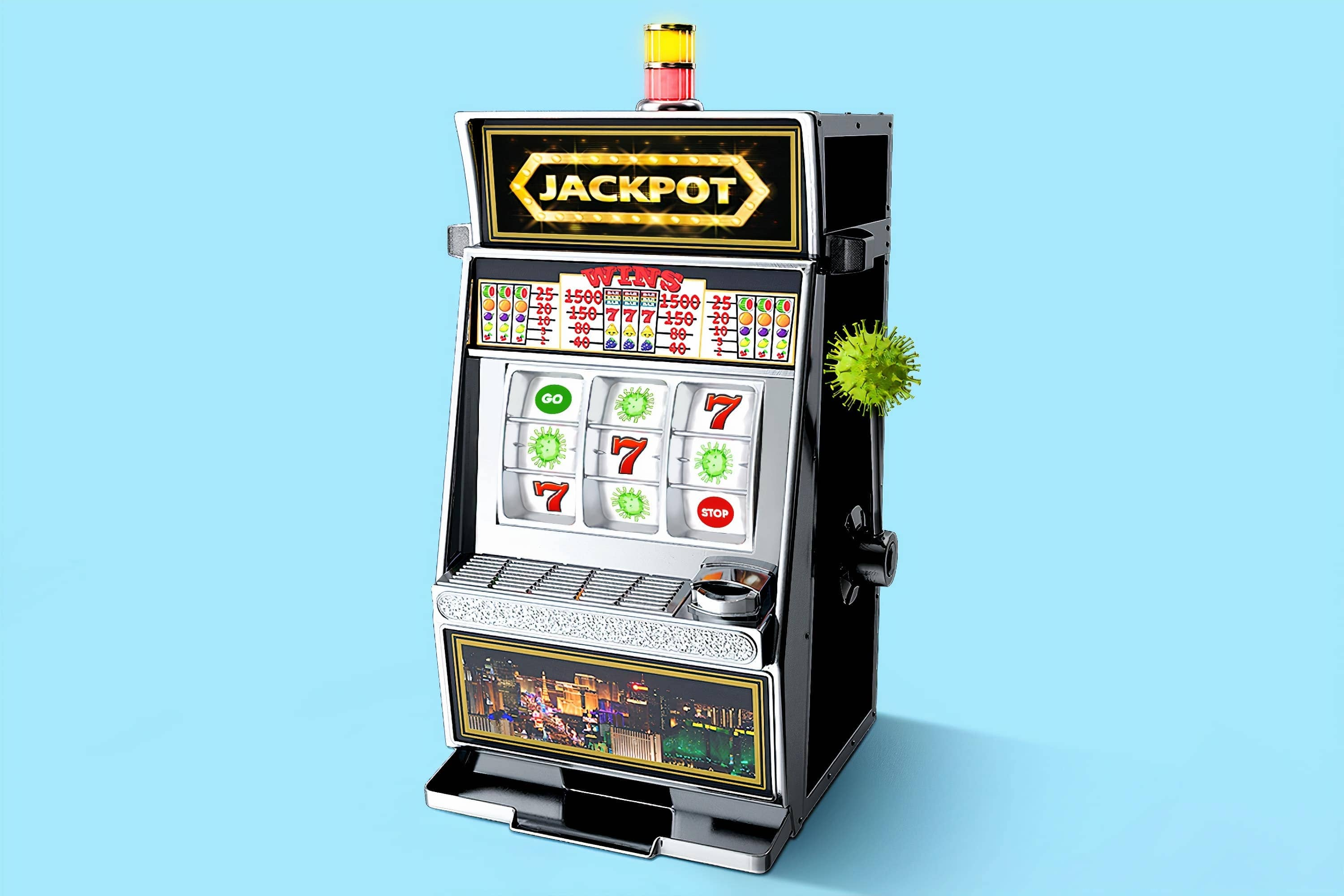 Jackpot Game Software Development