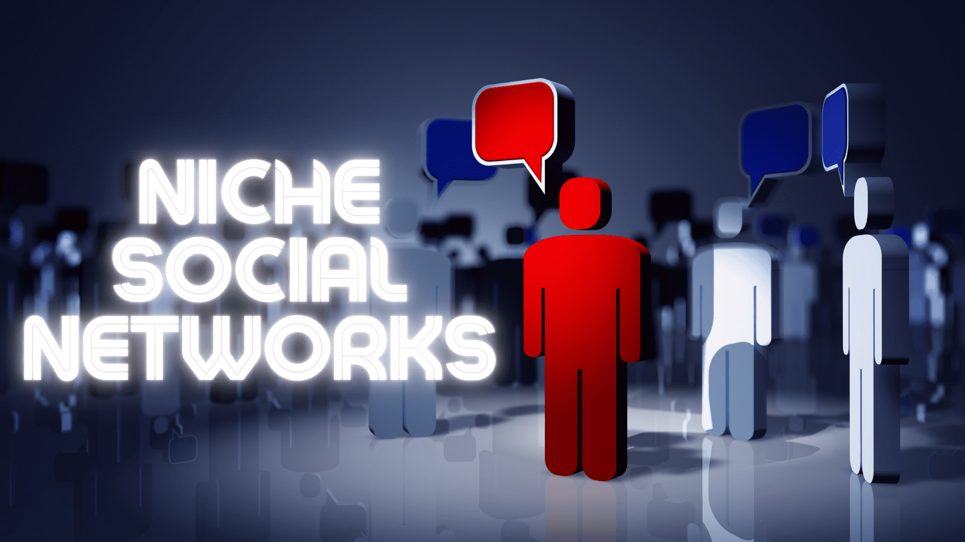 The Rise of Niche & Vertical Social Networks