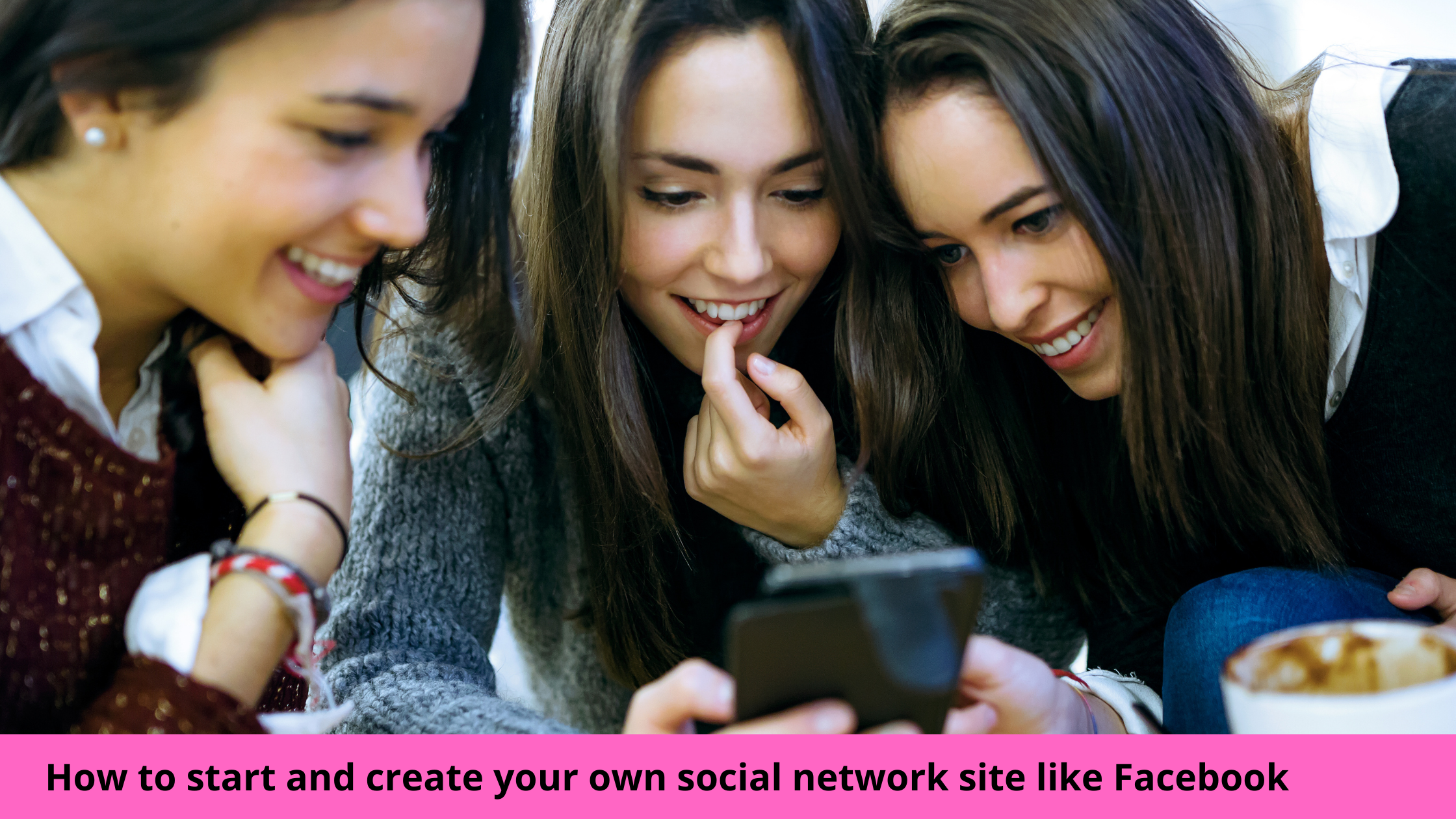 How to Start and Create Your Own Social Network Site